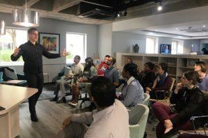 the man matrix talks workshops